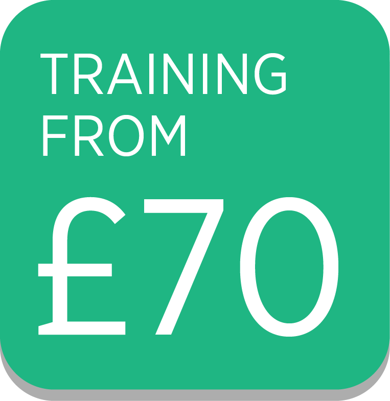 Training from £70
